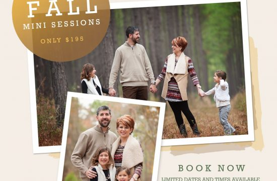Albany, Ga Fall Mini Sessions