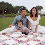 Waterfront Park In Charleston, Sc | Family Session