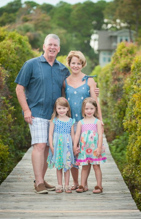 Kiawah Island Family Session In Johns Island, Sc