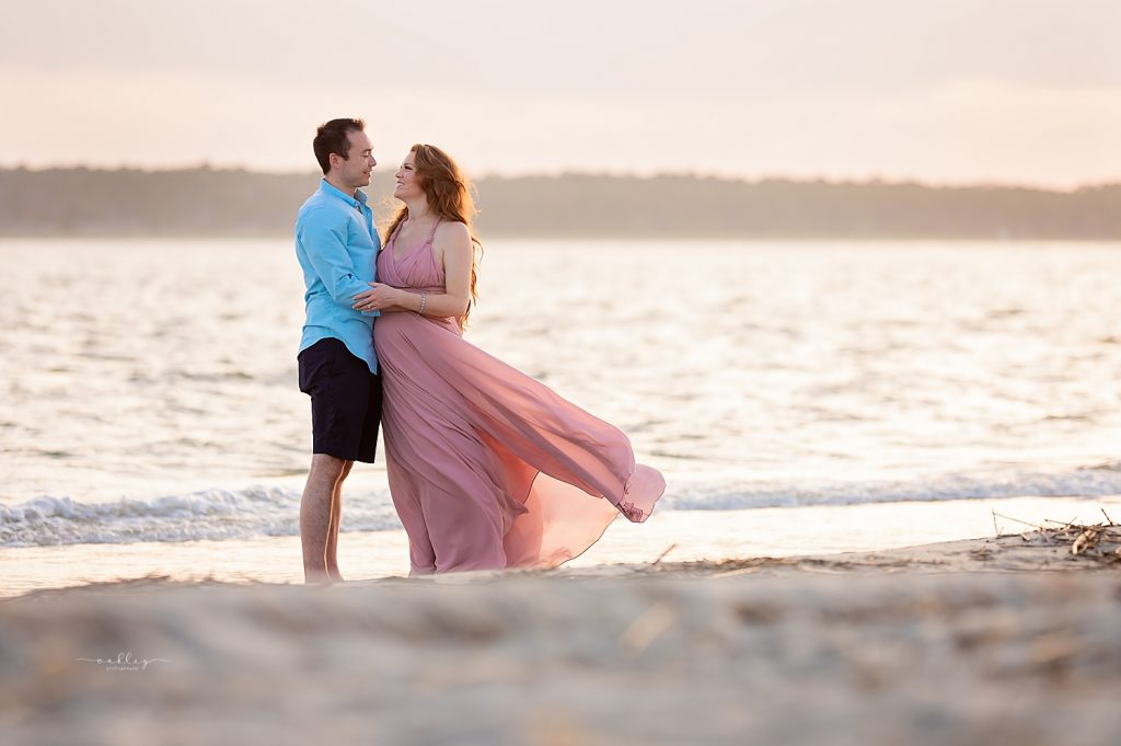 Samantha's Maternity Session | Seabrook Island